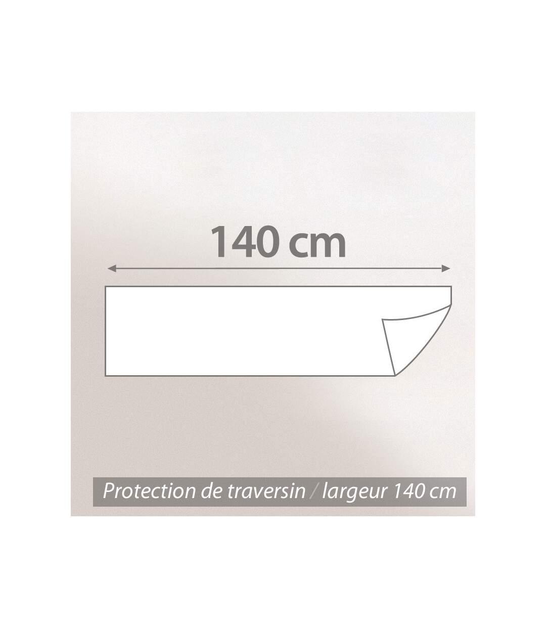 Housse de Protection de traversin imperméable Antony Blanc 140 cm
