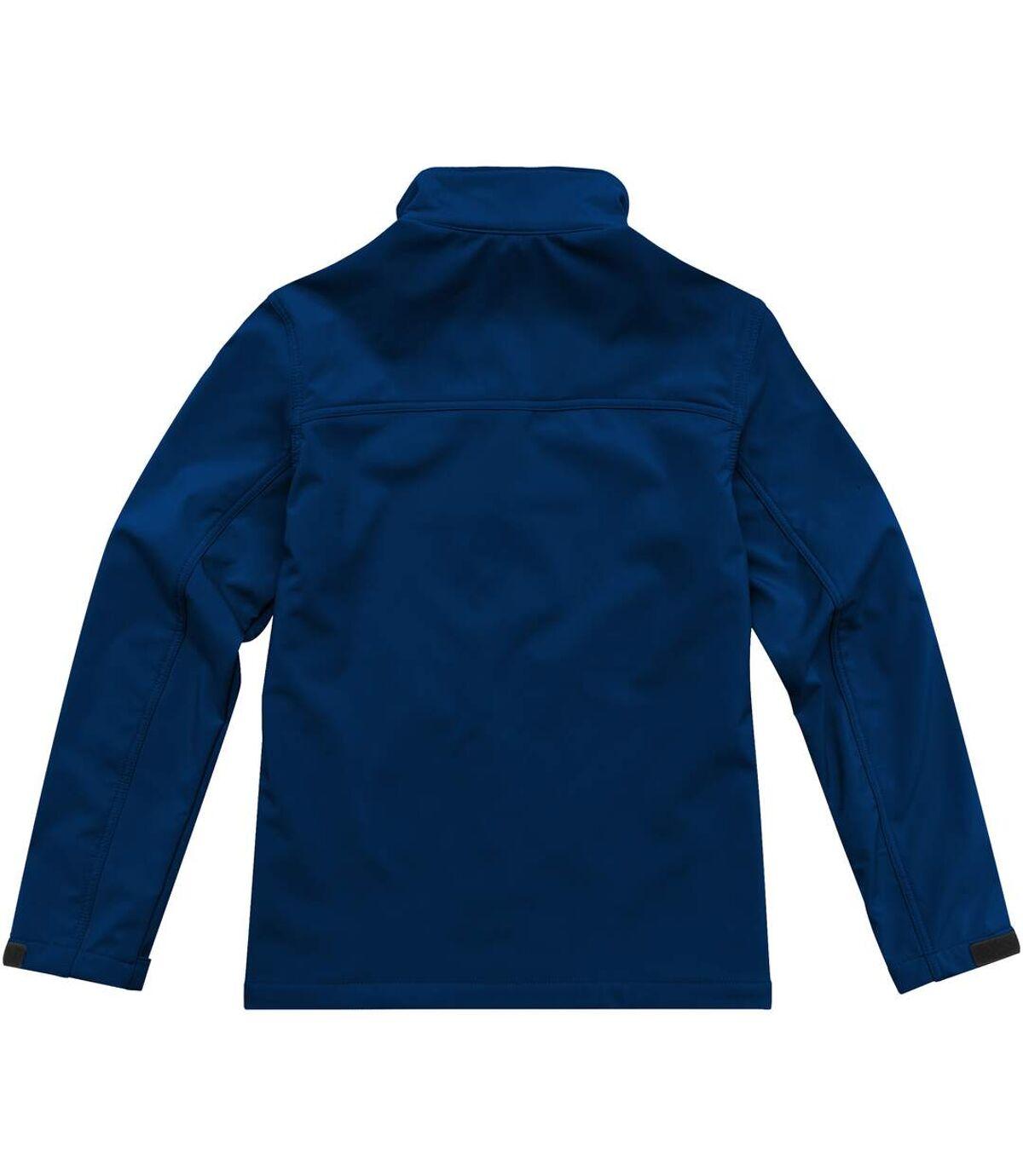 Elevate Mens Maxson Softshell Jacket (Navy) - UTPF1866