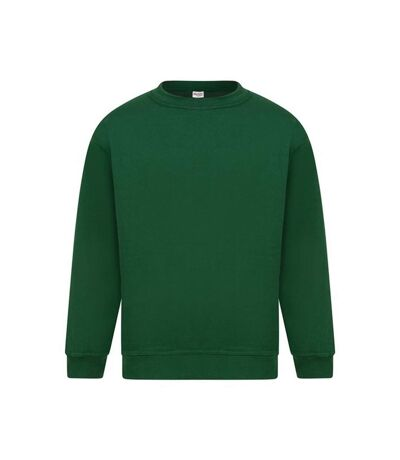 Absolute Apparel - Sweat-shirt STERLING - Homme (Vert bouteille) - UTAB113