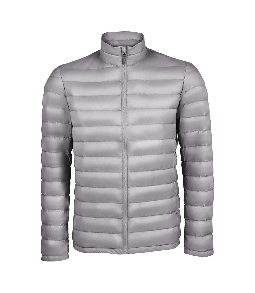 SOLS Mens Wilson Lightweight Padded Jacket (Metal Grey) - UTPC3316