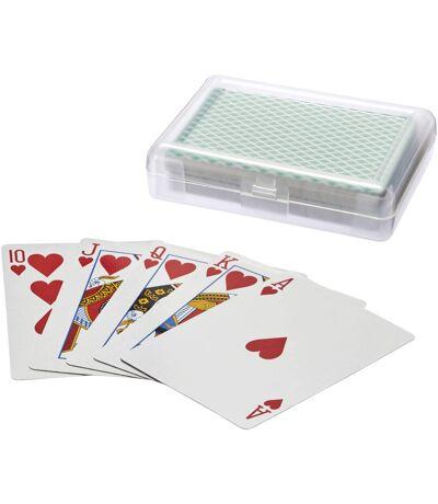 Bullet Reno Jeu de cartes (Noir) (9.8 x 7.5 x 2.1 cm) - UTPF952