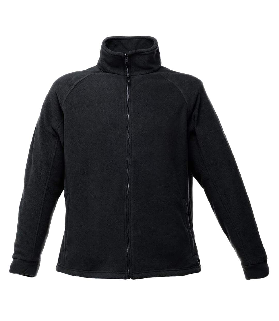 Regatta Mens Thor 300 Full Zip Fleece Jacket (Black) - UTRG1533