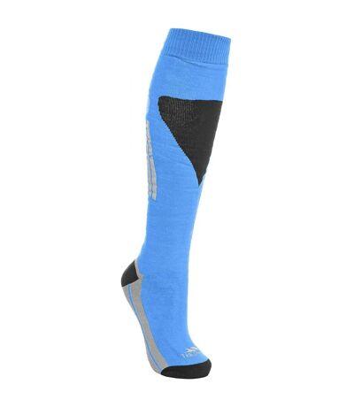 Trespass - Chaussettes de ski HACK - Homme (Bleu clair) - UTTP872