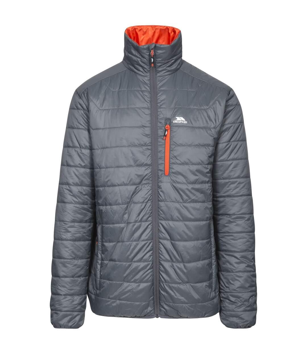Trespass Mens Norman Padded Jacket (Carbon) - UTTP4284
