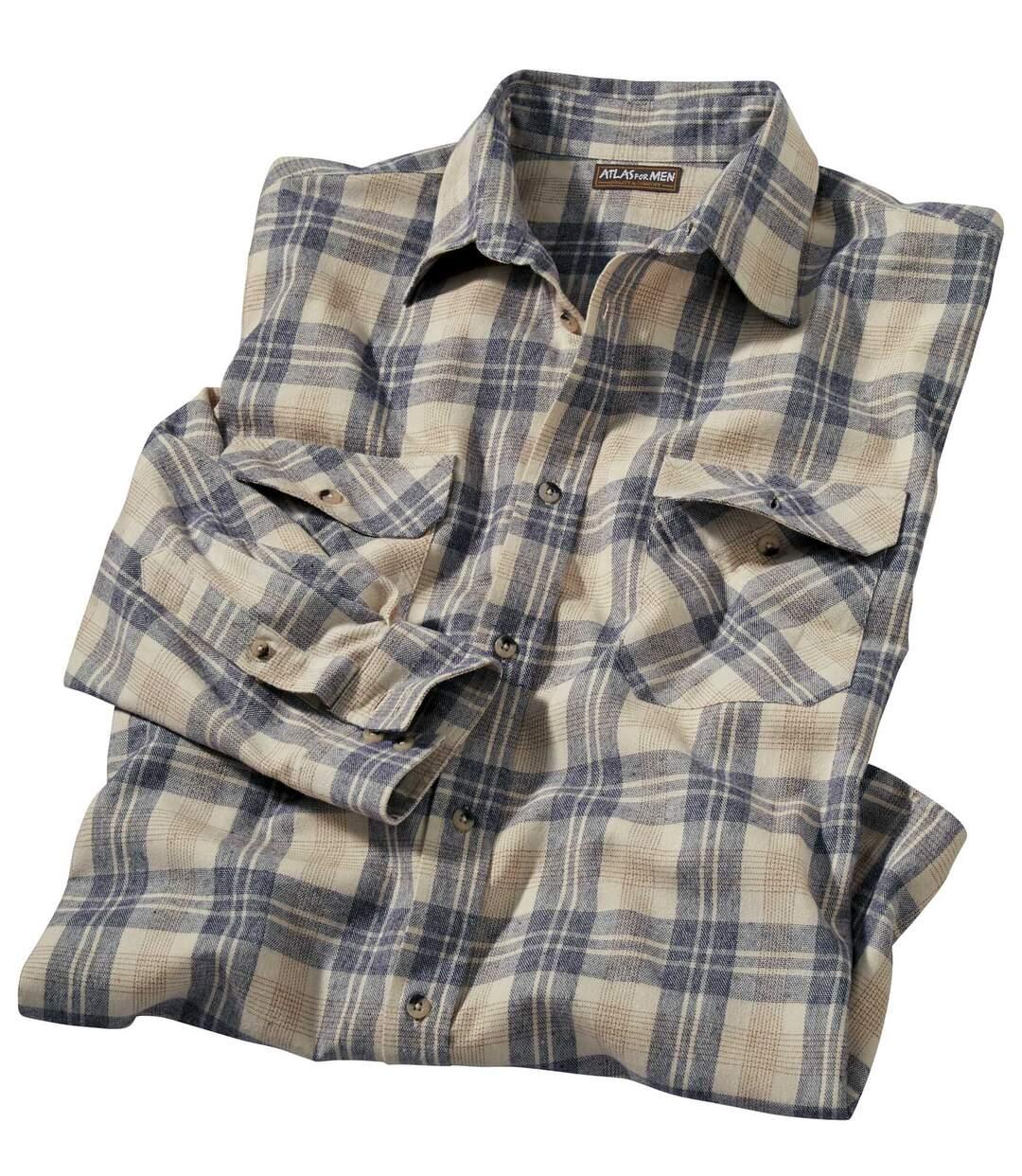 Flanelowa koszula Andina