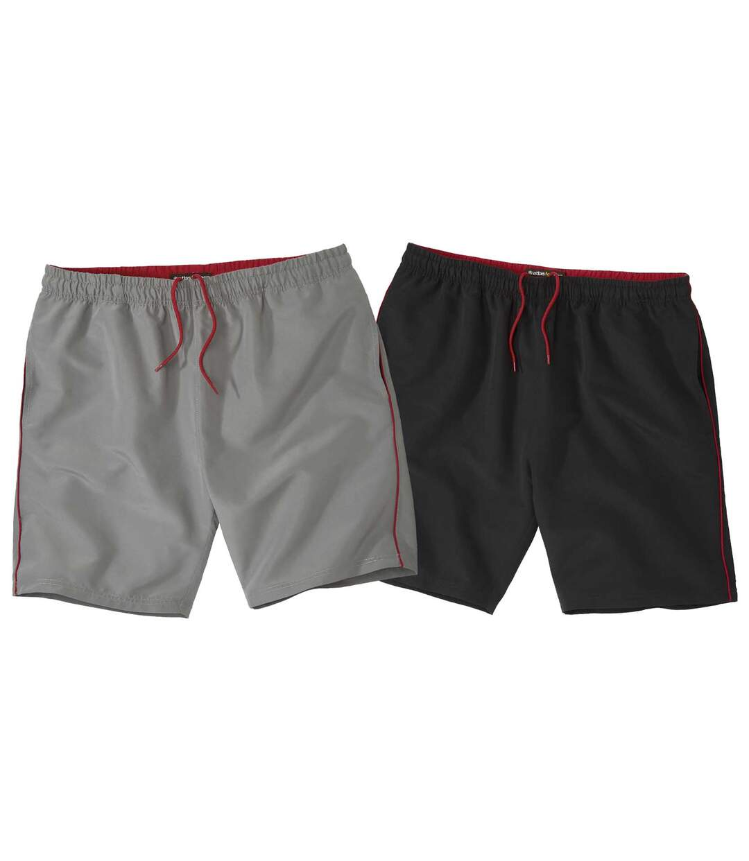 Sada 2 šortek Sunny Sport z mikrovlákna