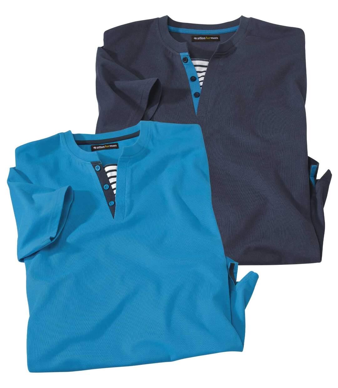 Súprava 2 tričiek Sailing