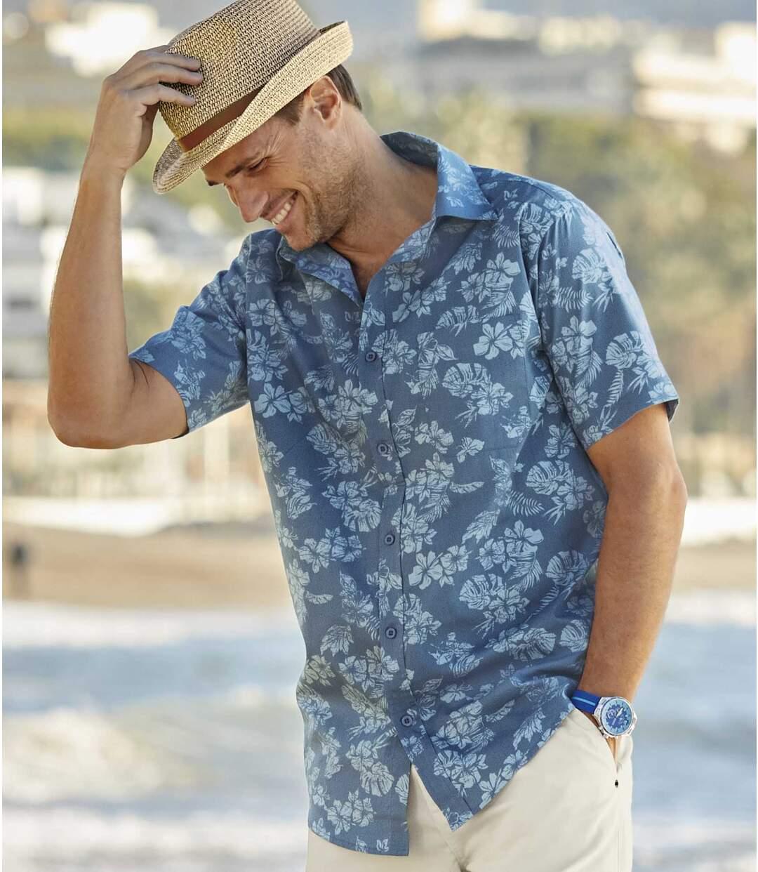 Košile Honolulu s krátkým rukávem