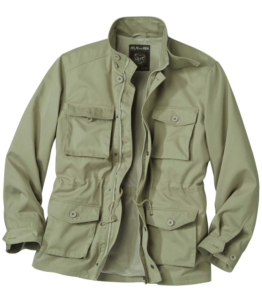 Men's Beigne Sonora Desert Safari Jacket