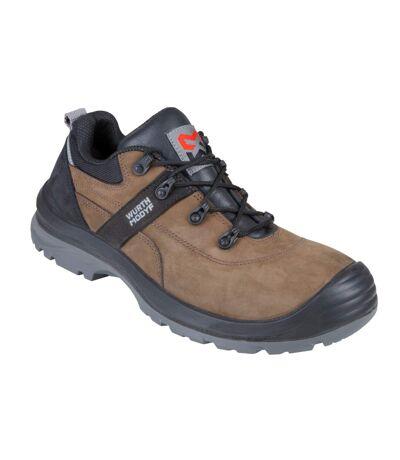 Chaussures de sécurité Corvus S3 Würth MODYF brunes