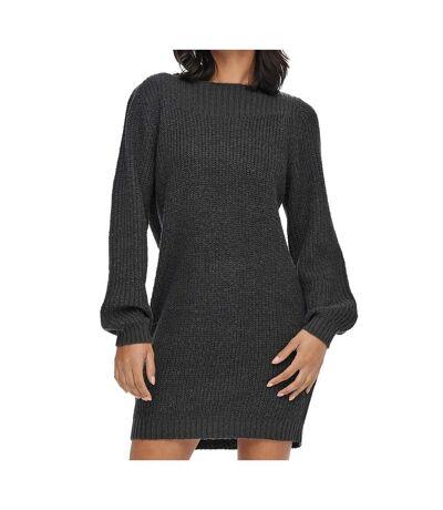 Robe Pull Grise Femme JDY Whitney