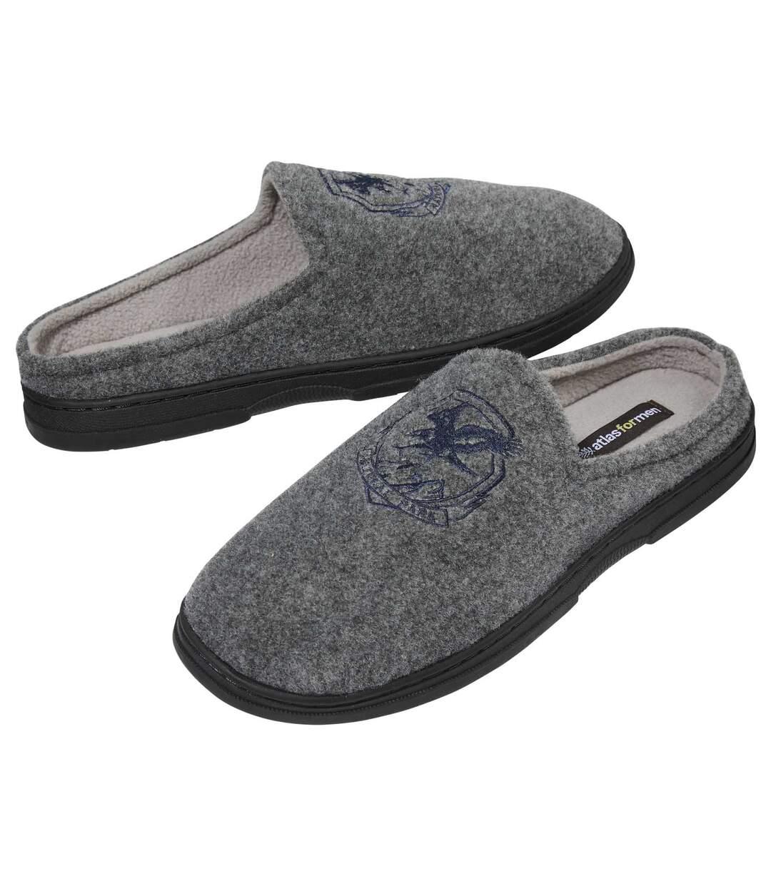 Zimné papuče podšité flísom Atlas For Men