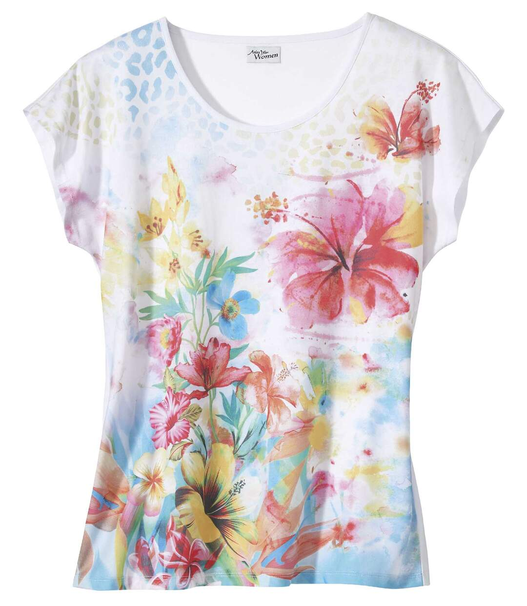 T-Shirt Exotic Flowers