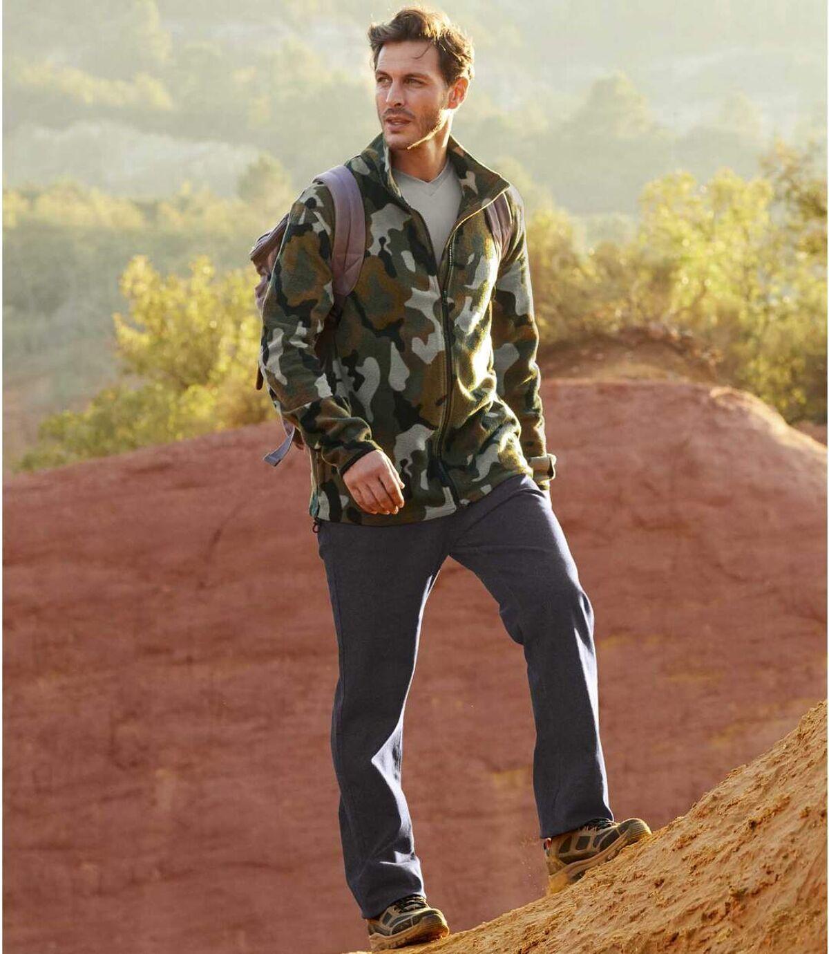 Súprava 2 voľnočasových džínsov Atlas For Men