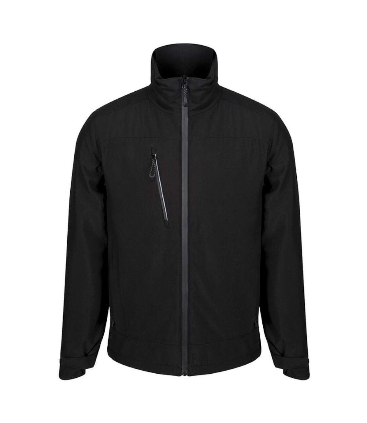 Regatta Professional Mens Bifrost Insulated Soft Shell Jacket (Black) - UTPC4065
