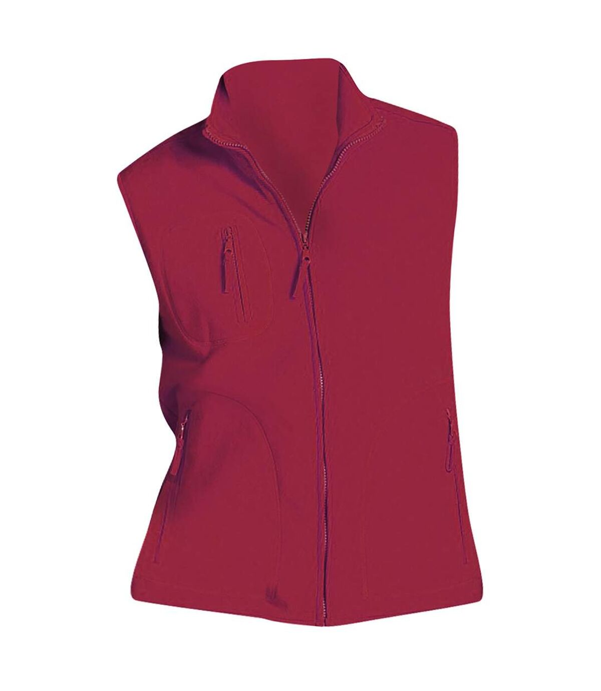 SOLS Norway Unisex Anti-Pill Fleece Bodywarmer / Gilet (Charcoal) - UTPC346