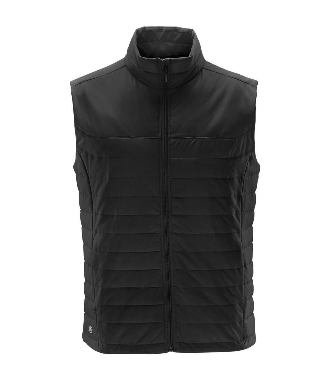 Stormtech Mens Quilted Nautilus Vest/Gilet (Black) - UTBC4127