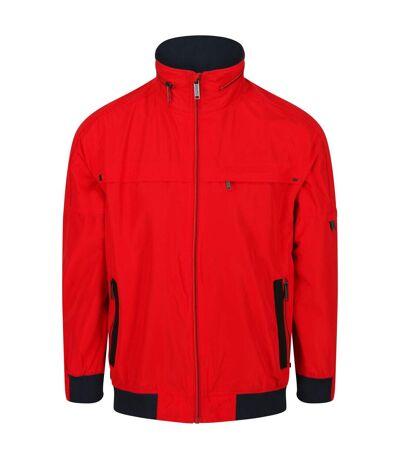 Regatta Mens Montel Waterproof Jacket (True Red) - UTRG4892