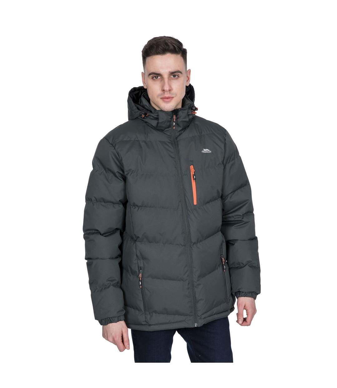 Trespass Mens Blustery Padded Jacket (Electric Blue) - UTTP1141
