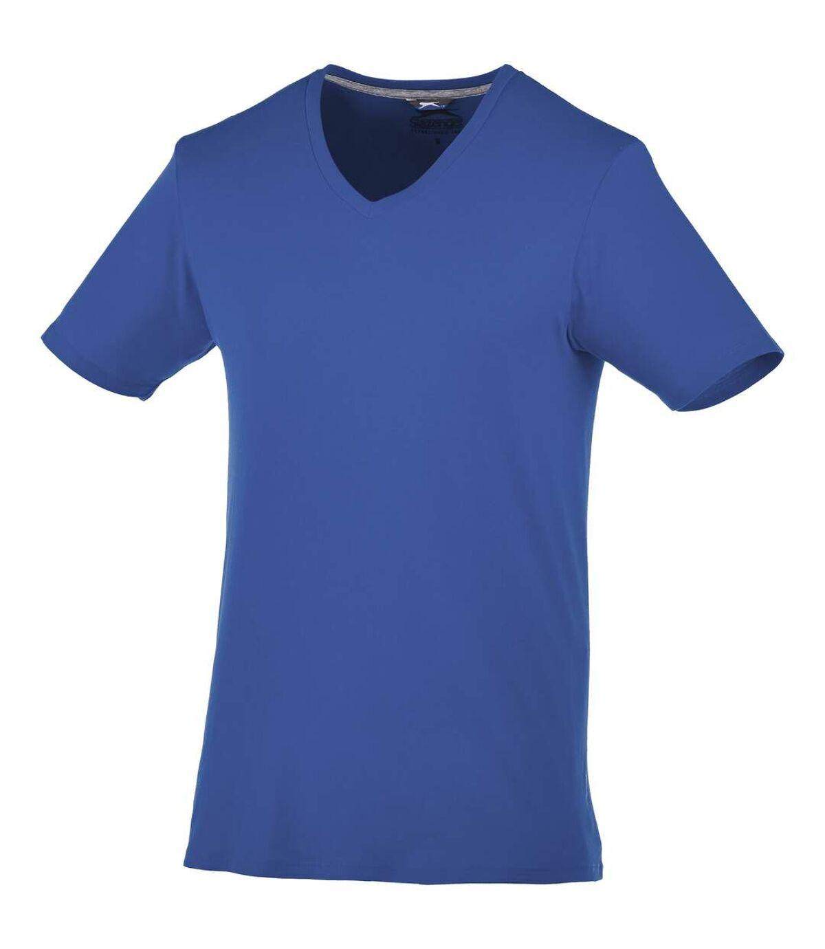 Slazenger - T-shirt manches courtes BOSEY - Homme (Bleu marine) - UTPF1732