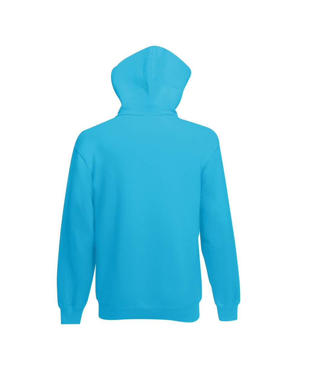 Fruit Of The Loom Mens Hooded Sweatshirt / Hoodie (Light Graphite) - UTBC366