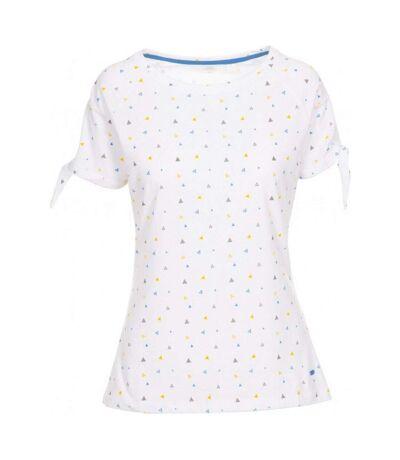 Trespass Womens/Ladies Penelope T-Shirt (White Triangle) - UTTP4982