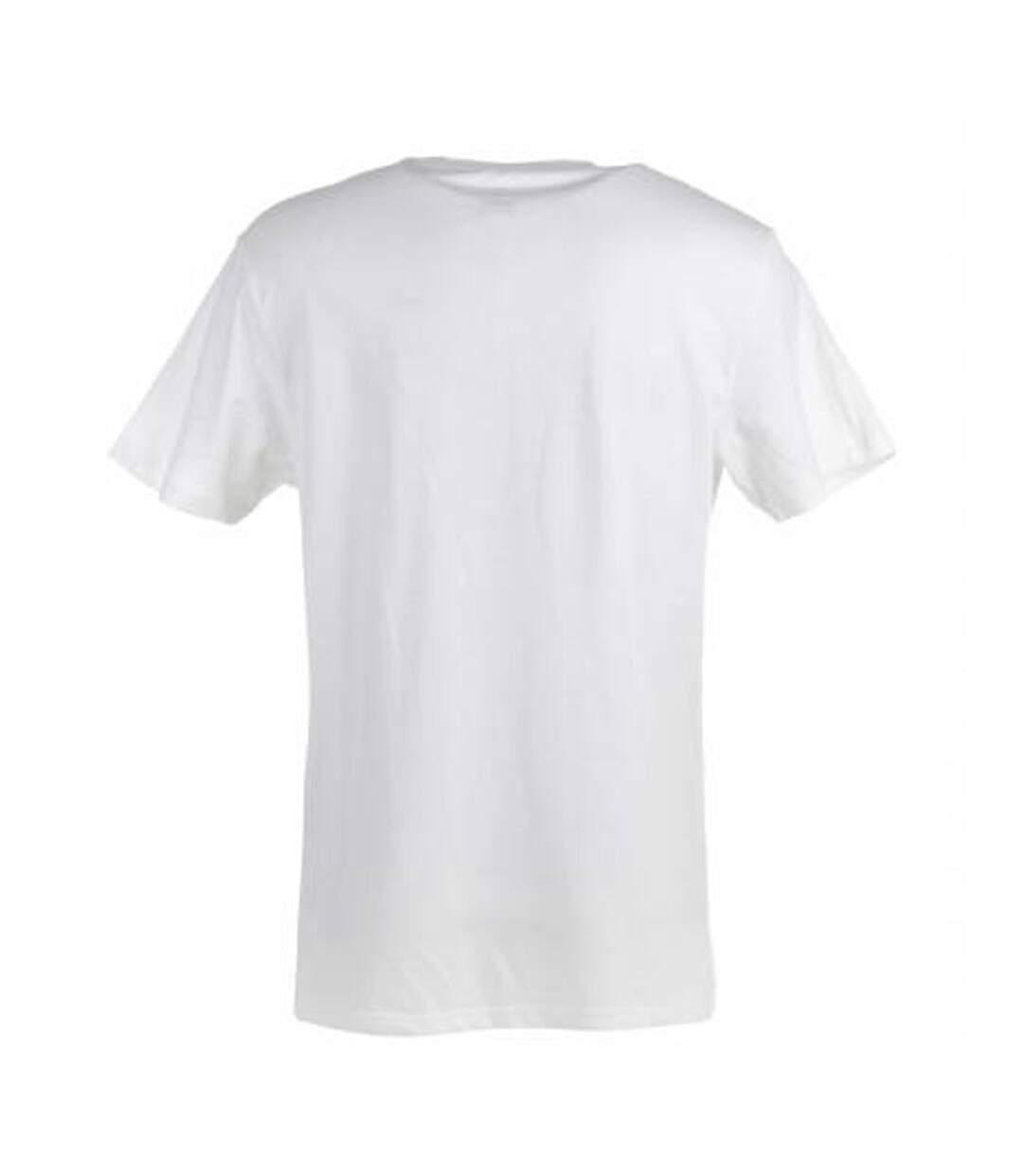 T-shirt Blanc Homme Billabong Stockpile