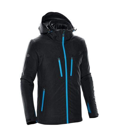 Stormtech - Coupe-vent multifonction MATRIX - Homme (Noir/bleu) - UTBC4116