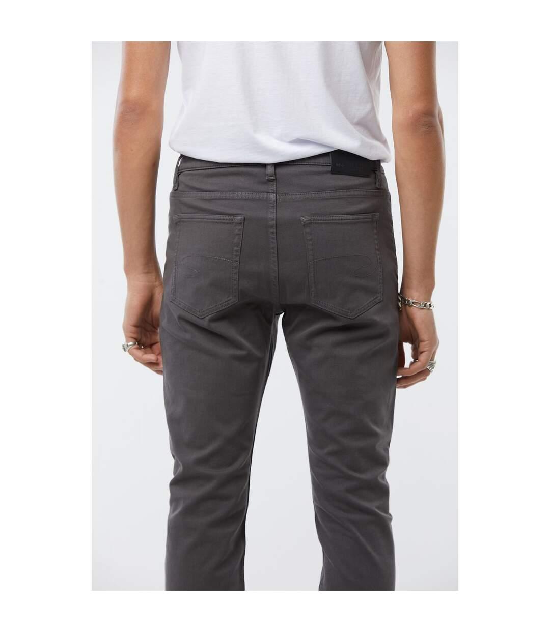 Pantalon coton straight LC126ZP
