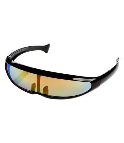 Bullet Mens Planga Sunglasses (Black) (One Size) - UTPF2925