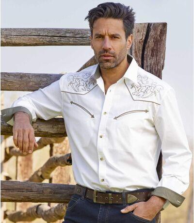 Westernová košile Kansas