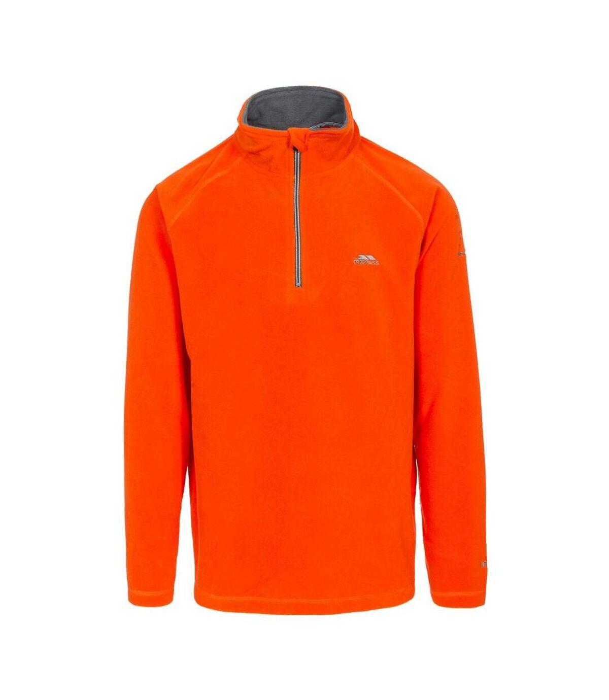Trespass - Polaire BLACKFORD - Homme (Orange vif) - UTTP4241
