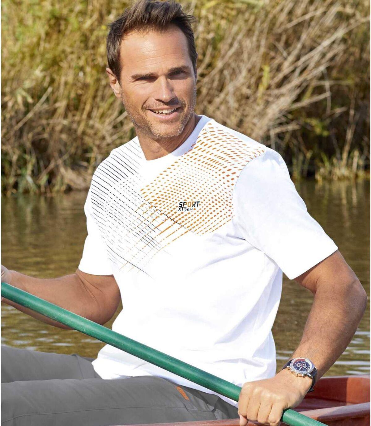 2darabos Sport Xtrem póló szett Atlas For Men