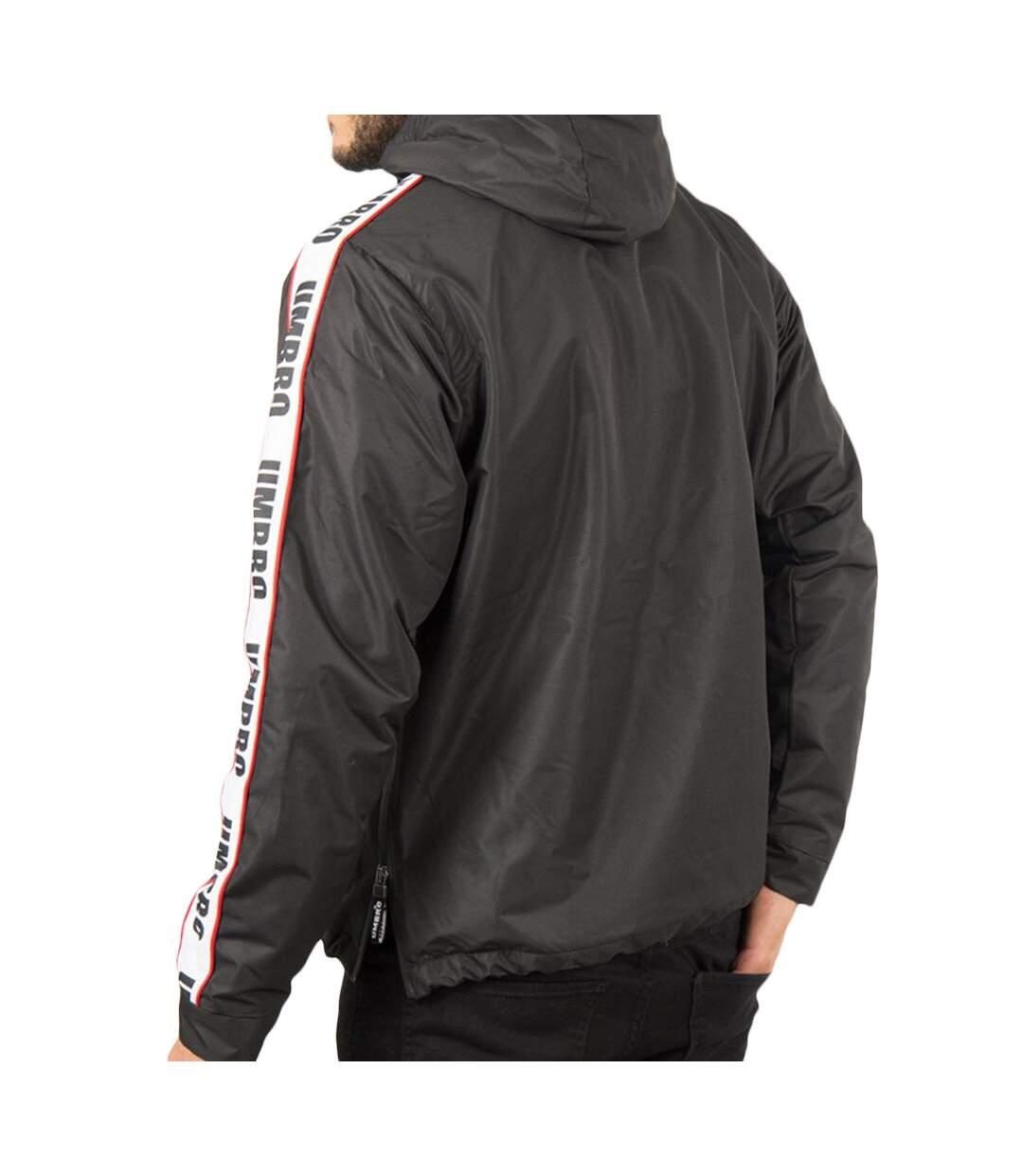 Veste Noire Homme Umbro Street Jacket Authentic