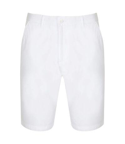 Front Row - Short chino à majorité de coton - Femme (Blanc) - UTRW4697