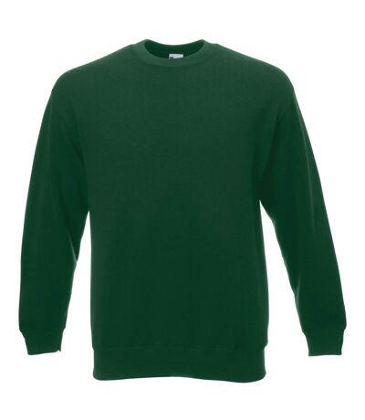 Mens Jersey Sweater (Dark Green) - UTBC3903