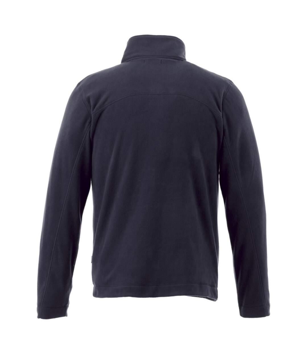 Slazenger Mens Pitch Microfleece Jacket (Grey) - UTPF1797
