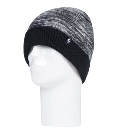 Mens Thermal Knitted Beanie Hat for Winter