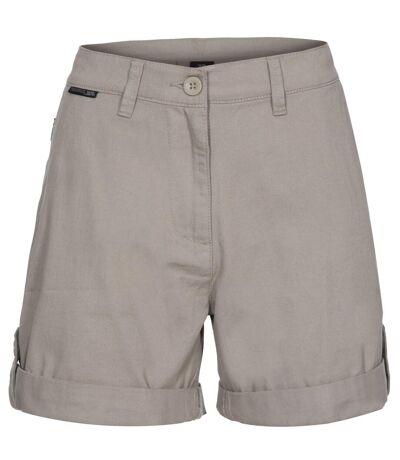 Trespass Womens/Ladies Rectify Adventure Shorts (Oatmeal) - UTTP4558