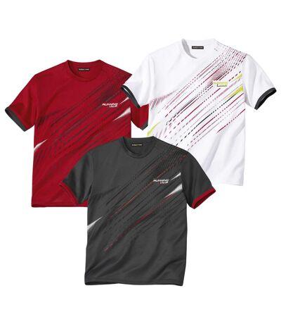 Sada 3 sportovních triček