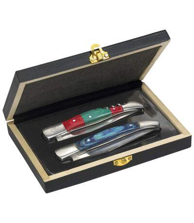 Zestaw 2 noży w pudełku