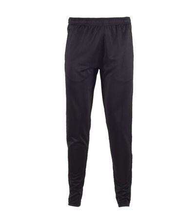 Tombo Teamsport Mens Slim Leg Training Pants/Trousers (Navy) - UTRW4791