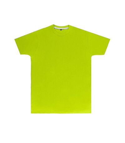 SG Mens Perfect Print Tee (Lime) - UTBC4039