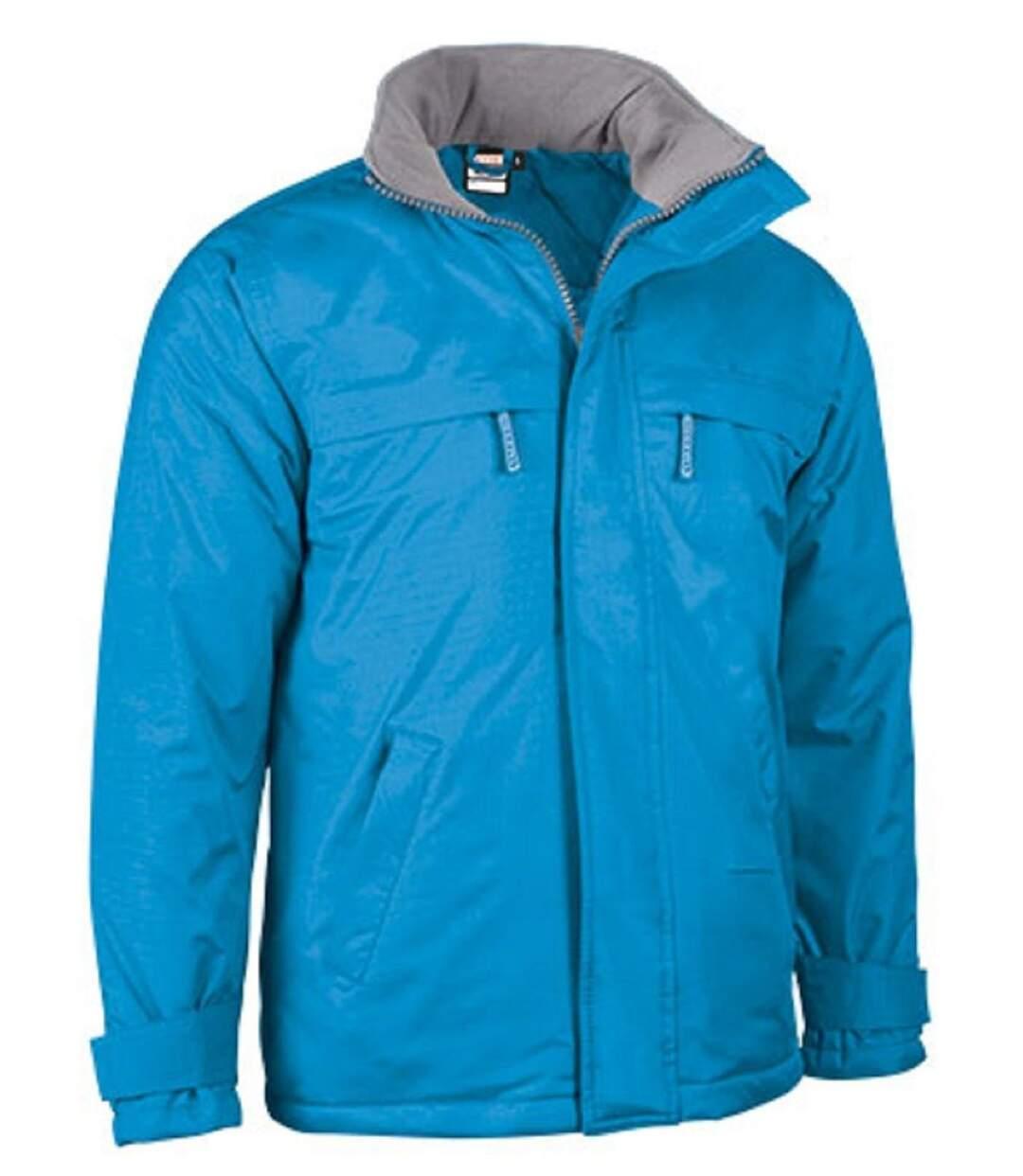 Parka - Homme - REF BOREAL - bleu tropical