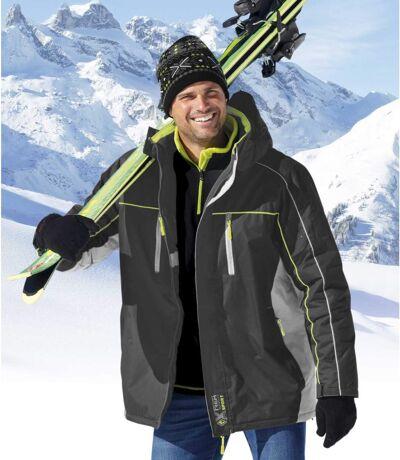 Parka Ski à Capuche Haute Performance