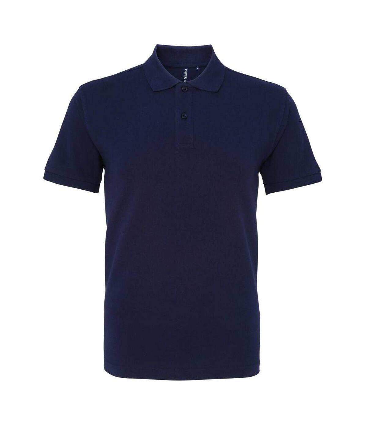 Asquith & Fox - Polo - Homme (Bleu marine) - UTRW7698