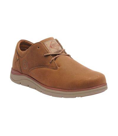 Regatta Great Outdoors Mens Caldbeck Casual Shoes (Indian Chestnut) - UTRG2842