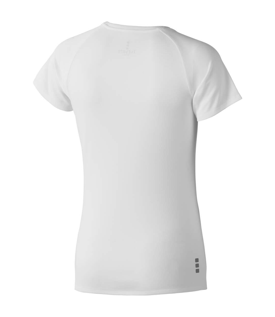 Elevate - T-Shirt Manches Courtes Niagara - Femme (Blanc) - UTPF1878
