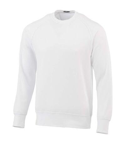 Elevate Kruger Crew Neck Sweater (Heather Grey) - UTPF1861
