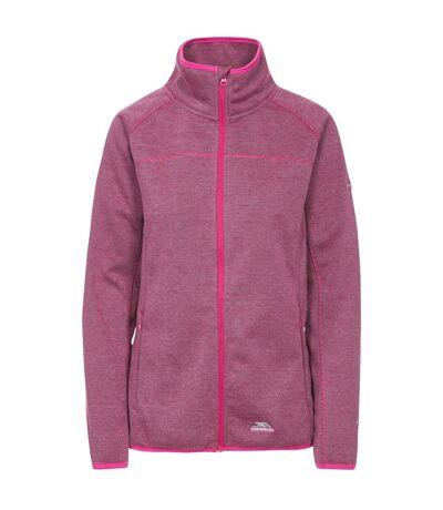 Trespass Womens/Ladies Tenbury Fleece Jacket (Pink Lady) - UTTP4281